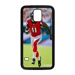 High Quality Phone Back Case Pattern Design 19Julio Jones,Atlanta Falcons Seires- For Samsung Galaxy S5