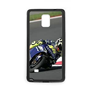 Valentino Rossi For Samsung Galaxy Note4 N9108 Csae protection phone Case ER92067