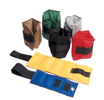 Cando Econocuff Wrist/Ankle Weights - 16 pc. Set (2 each)