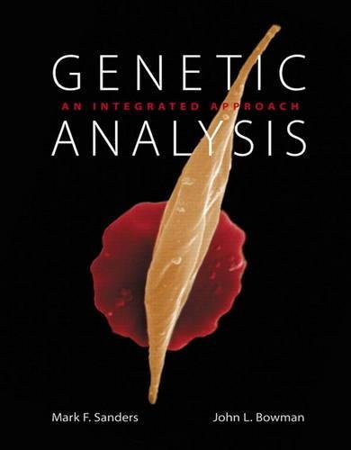 Genetic Analysis: An Integrated Approach Plus Mastering Genetics with eText - Access Card Package