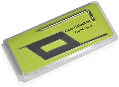 Generic Repair Case Unlock Opening Tool Screwdriver Kit Pack Compatible for Microsoft Xbox 360 Slim [Importación Inglesa] [Xbox 360]: Amazon.es: Videojuegos