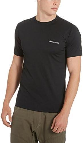 Columbia Zero Rules Short Sleeve Shirt Camiseta de manga corta, Hombre