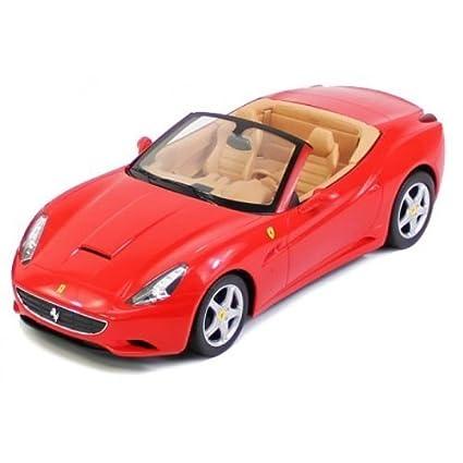 Amazon Com 1 12 Scale Ferrari California Convertible Radio Remote