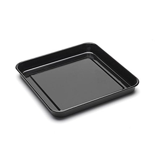 Breville 10'' × 10'' ENAMEL BAKING PAN for The Compact Smart Oven BOV650XL and The Mini Smart Oven BOV450XL by Breville (Image #1)