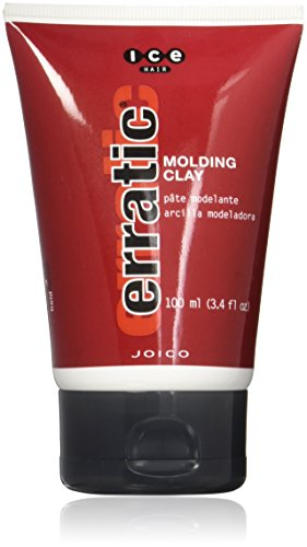 Joico Ice Erratic Molding Clay 3.4oz, Pack of 2