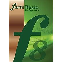 Forte 8 Basic - Music Writing Software