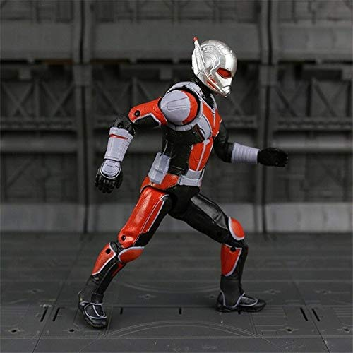 WEKIPP Man Soldier Ant-Man Falcon Scarlet Witch Vision Action Figure Model Toys -Multicolor Complete Series Merchandise