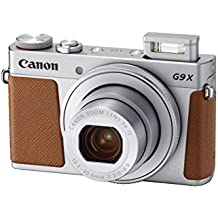 Canon PowerShot Compact Digital Camera w/ 1 Inch Sensor and 3inch LCD - Wi-Fi/NFC/Bluetooth Enabled