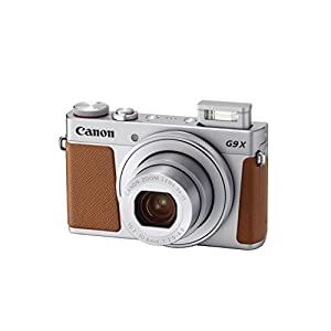 41JVeVSRmfL. SS300  - Canon PowerShot G9 X Mark II Compact Digital Camera w/ 1 Inch Sensor and 3inch LCD - Wi-Fi, NFC, Bluetooth Enabled…