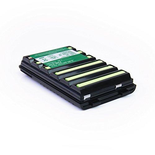 Standard Std Fnb 83 1400Mah Nimh Replacement Battery Pack For Hx370s Handheld Vhf Radio