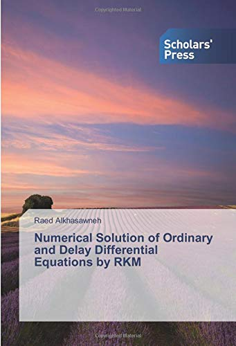 Numerical Solution of Ordinary and Delay Differential Equations by RKM