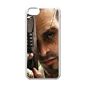 iPhone 5c Cell Phone Case White Far Cry 3 Urudp