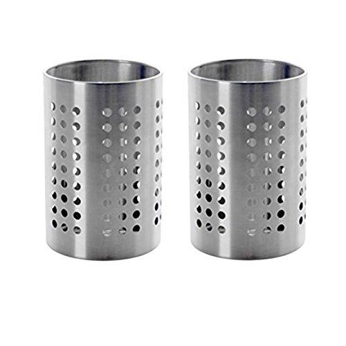 Ikea Cutlery Storage Caddy Ordning Stainless Steel (2, 7) by Ikea
