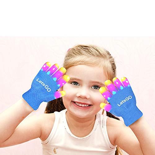 My My Light Up Gloves Finger Light Flashing Led Gloves New Toys