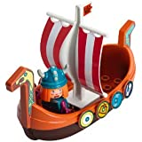 Big 55128 Waterplay-Wickie Drachenboot