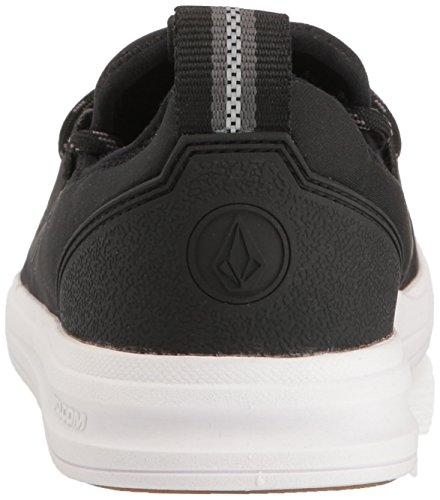 Volcom Men's Draft Water Shoe Sandal Black Combo tHDHo5nov