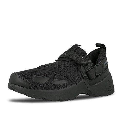 premium selection afd72 0b890 ... Nike Jordan Trunner Lx Homme Chaussures De Basket-ball 897992-020 8 -  Noir ...