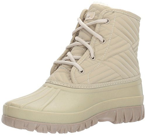 Skechers Womens Windom-dry Spell Snow Boot Natural