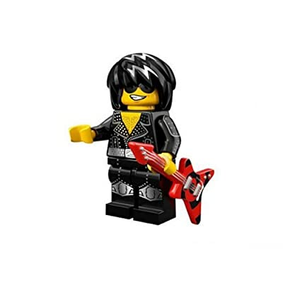 LEGO Minifigures Series 12 Rock Star Minifigure [Loose] by LEGO: Toys & Games