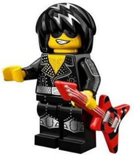LEGO Minifigures Series 12 Rock Star Minifigure [Loose] by LEGO