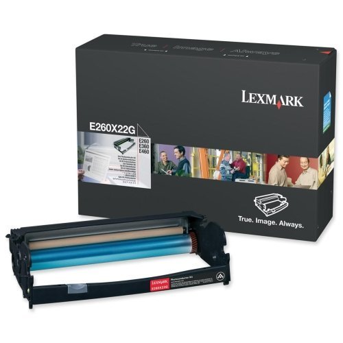 Lexmark, Photoconductor Kit Lccp For Lexmark, Xs364, E260, 360, 460, 462, X264, 363, 364, 463, 464, 466 ''Product Category: Supplies & Accessories/Printer Consumables'' by Original Equipment Manufacture