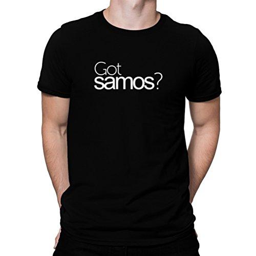 オペレーター奇妙なくGot Samos? Tシャツ