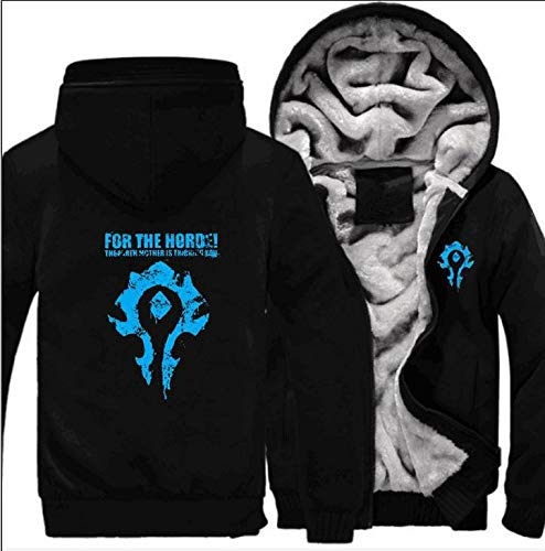 World of Warcraft Menswear Jacket Game Hoodies Men Sweatshirts