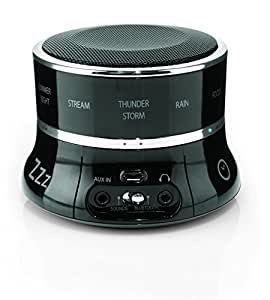 Amazon Com Tranquil Moments Bedside Speaker Amp Sleep