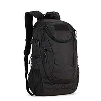 Huntvp 25L Tactical Military Daypack Molle Rucksack Waterproof Assault Backpack  School Bag Daysack for Camping Hiking 4433a11736000