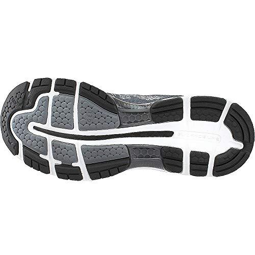 ASICS Men's Gel-Nimbus 20 Running Shoe, Carbon/Black/Silver, 6.5 Medium US by ASICS (Image #6)