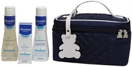 travel set con bagnetto, shampoo e crema 2017