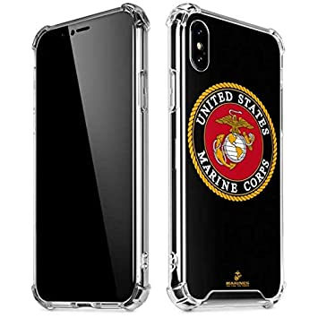Amazon Com Skinit Black Full Us Marine Corps Iphone X Xs