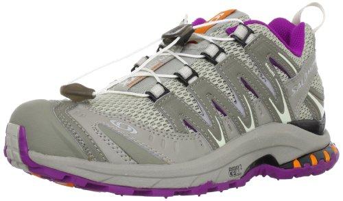 SALOMON XA Pro 3D Ultra 2 Zapatilla de Trail Running Señora Gris/Púrpura