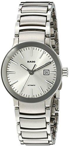 Rado-Womens-R30940103-Centrix-Stainless-Steel-Bracelet-Watch