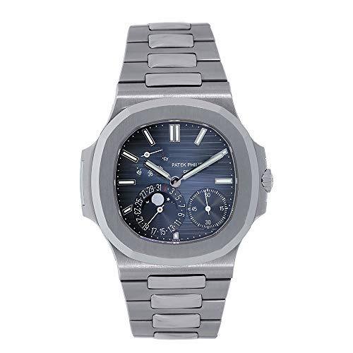 Patek Philippe Nautilus Automatic-self-Wind Male Watch 5712/1A-001 (Certified Pre-Owned)