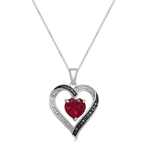 Jewelili-Sterling-Silver-800-mm-Checkerboard-Ruby-and-110-X-8