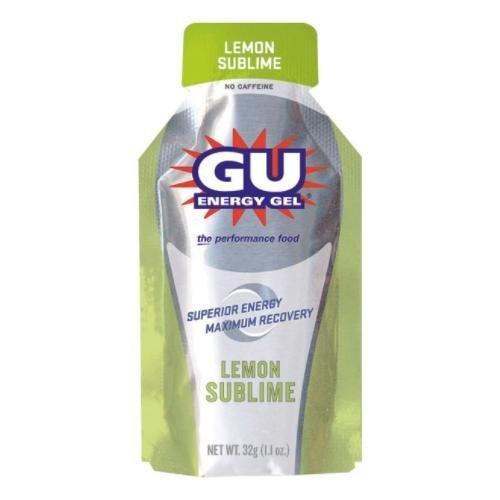 GU 6Pk Flavor: Lemon/Lime