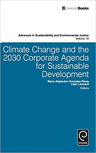 Climate Change and the 2030 Corporate Agenda for Sustainable ...