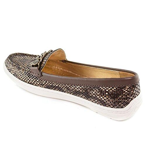 Snake Leather Made Brazil in Brown Atlantic Driving Multi Marc Loafer Women's Joseph Black New Style York XRI4Zq