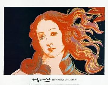Andy Warhol Detalles De Pinturas Del Renacimiento Sandro Botticelli