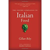 The Oxford Companion to Italian Food