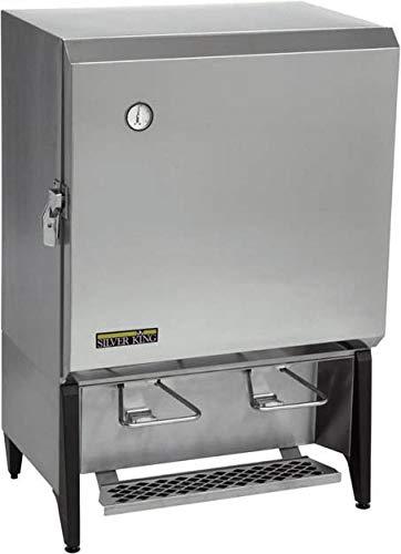 (Silver King SKMAJ2/C4 Refrigerated Milk Dispenser, 15