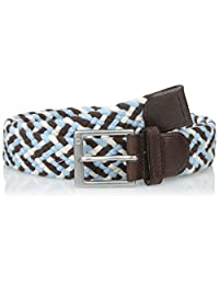 Fred Perry mens Flecked Woven Cord Belt