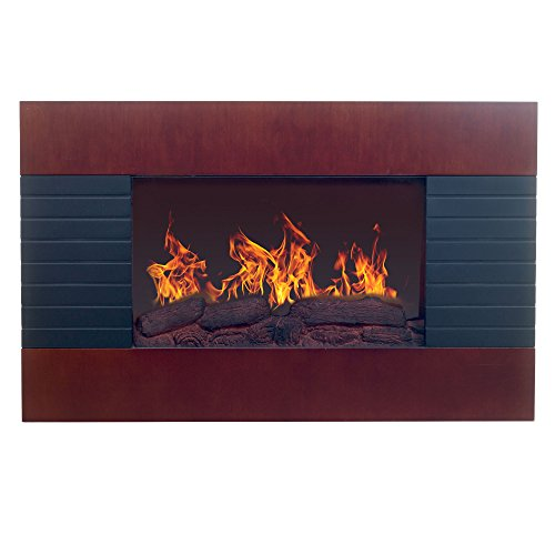 Northwest Electric Fireplace Brown 80-EF422S