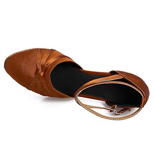 Sat Baile HROYL Zapatos Latinos de Zapatos de TzxEF7Yqvw