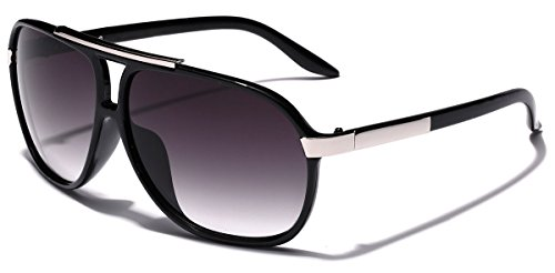 Classic 80s Fashion Aviator Sunglasses Retro Vintage Men's Women's Glasses