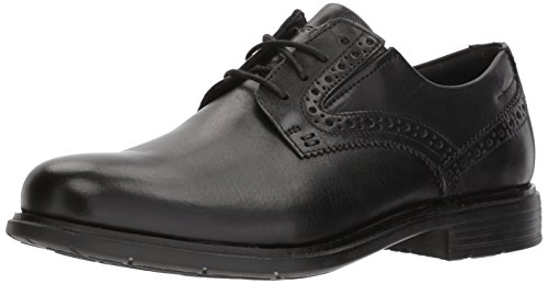 Rockport Heren Total Motion Jurk Plain Teen Oxford Zwart