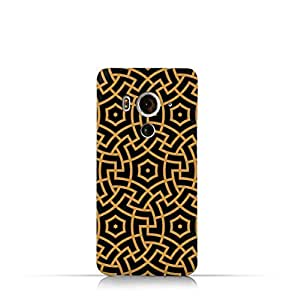 HTC Butterfly 3 TPU Silicone Case With Morocco Traditional Arabic Pattern