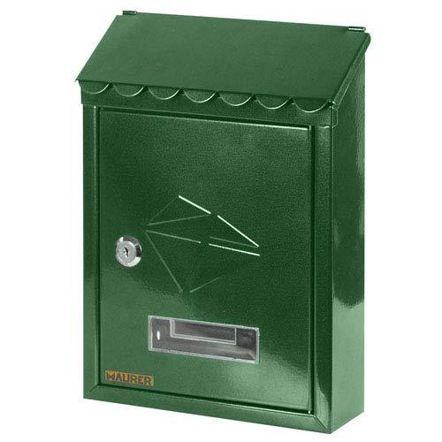 Maurer-3080544-Buzon-Maurer-Exterior-color-Verde