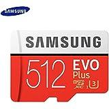 Micro SD Cards - EV0 Plus Evo+ Micro SD Card Memory Card 32GB 64GB 128GB 256GB 512GB SDHC SDXC C10 TF Card Flash Card…